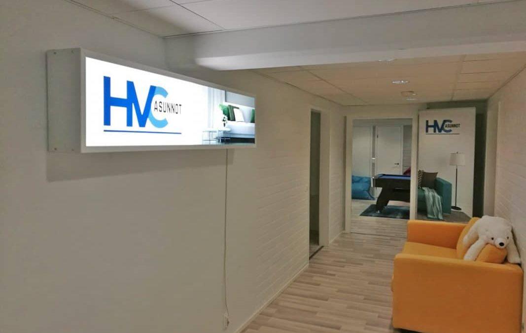 HVC Asunnot muutti uuteen kotiin!